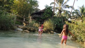 Travel Laos with Children
